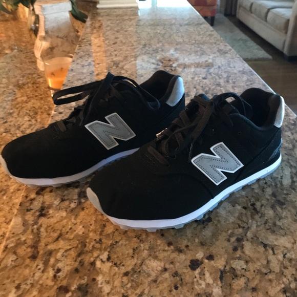 New Balance 574 Core Classic Black